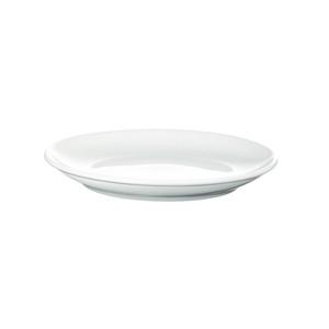 西海陶器 波佐見焼 「コモン」 プレート 皿 120mm ホワイト 17032