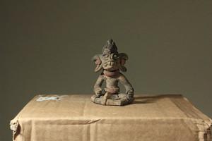 小さい仏像