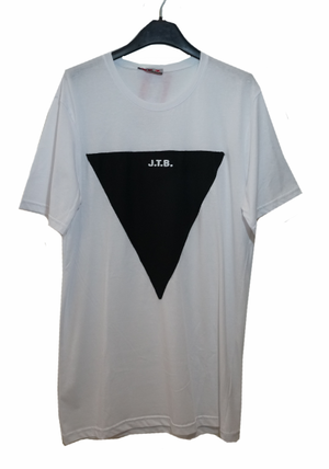 【JTB】 B-LOGO Tシャツ【ホワイト】【新作】イタリアンウェア【送料無料】《M&W》