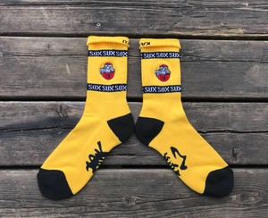 漢 SOCKS (Kazu Kokubo model) Yellow ver