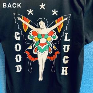 幸運のお蝶夫人Tシャツ