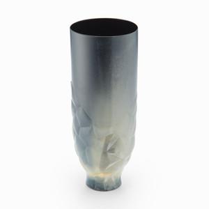 霧漆 花器 / KIRI URUSHI - Flower Vase in The Fog