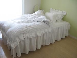 dolce ベッドスカート SD オフホワイト