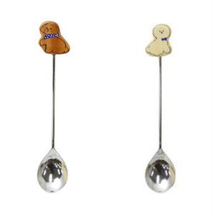 スプーンChouquette/犬雑貨/トイプードル/ビションフリーゼ