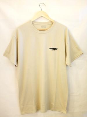 CHRYSTIE NEWYORK OG LOGO Tシャツ BLACK/P.P L クリスティー ニューヨーク