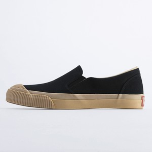 SHELLCAP MOULD SLIPON-KURO×GUM