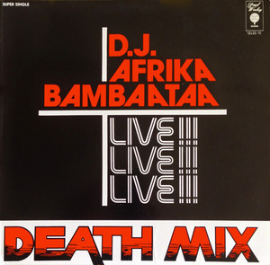 D.J. Afrika Bambaataa / Death Mix(CD)