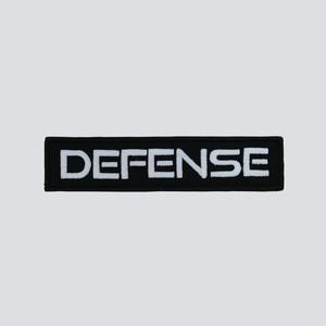 DEFENSE PATCH GLOW(蓄光)