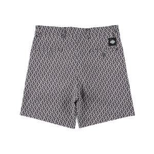 K'rooklyn Exclusive Short Pants -Black & White-