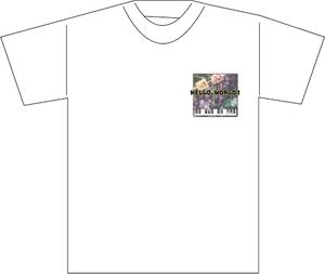 受注作品Tシャツ(わる-ワンポイント)