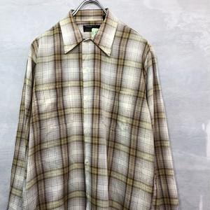 チェックシャツ #1172