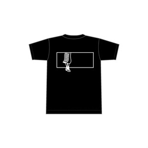 Tシャツ_バックデザイン_ブラック_b