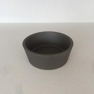 SyuRo / 炻器 bowl S グレー