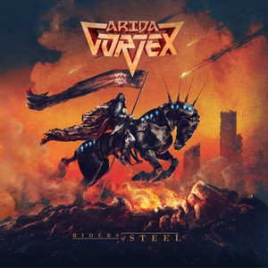 """【特典付き】ARIDA VORTEX """"Riders Of Steel"""""""