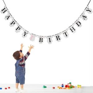 1st Birthday バナー(ピンク)