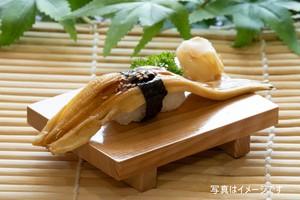 (0013)対馬産冷凍 ふわとろ煮穴子 LL(手作り・無添加) 1尾真空 3袋