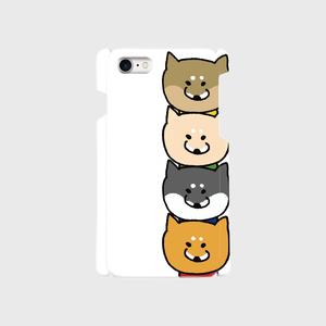 iphoneケース【ラク四兄弟(ラクだんご)】