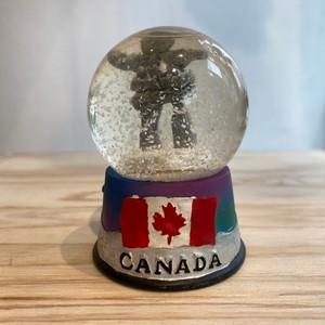 CANADAのスノードーム(SD15)