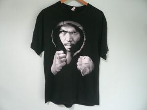 両面プリント マニーパッキャオ Tシャツ / ボクシング BOXING 格闘技 ボクサー フィリピン