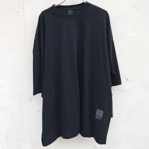 ODEUR studios wee tee shirt  BLACK
