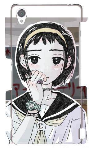 【NEW】禁断の多数決オフィシャルスマホケース Xperia Z3 (禁断のアーリーイヤーズ)KDNS006