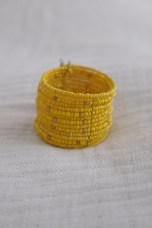 my yellow / Bangle.