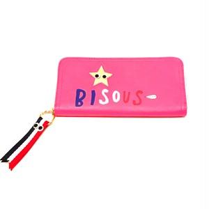Zip Wallet Pink