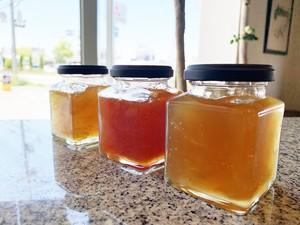 温めたり、冷したり、ヨーグルトにかけたり、韓国茶ジャム3種類詰め合わせ