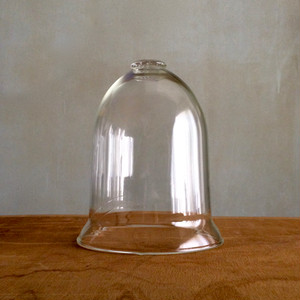 ドーム型のグラス(M) Hand-Blown Glass Dome M