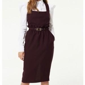 DENNY ROSE ベルト付ジャンパースカート:021DD10039 ¥34,000+tax