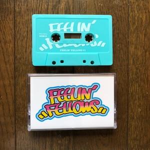 FEELIN' FELLOWS #1 CASSETTE TAPE (ダウンロードコード付き)