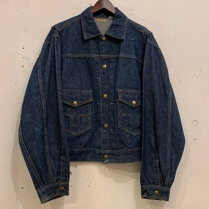 "60's ""Buckaroo By BIG SMITH"" Denim Jacket"