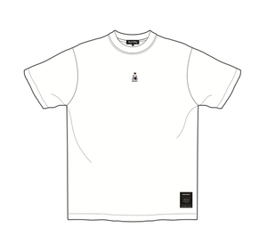 fourthirty × INCEPTION BEAR TEE [ フォーサーティー×インセプション コラボ商品 半袖Tシャツ]【430】【フォーサーティー】