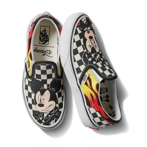 【Disney|VANS】CLASSIC SLIP-ON ヴァンズ