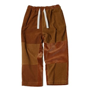 Easy Wide Pants Corduroy - camel <LSD-AI3P3>