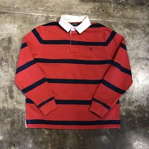 Ralph Lauren rugger shirt L ラルフローレンラガーシャツ