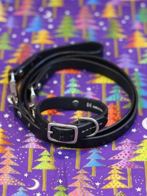 ☆☆☆SUPER SALE!!☆☆☆ G・G MADE IN TOKYO Cracking Leather Collar & Leash