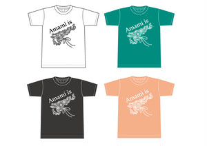 Girl,s&Kids / 結の島Tシャツ