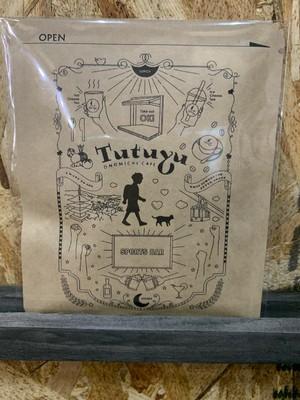 ドリップコーヒー 「チョークアート風Tutuyuのあれこれ」