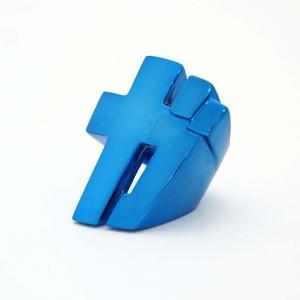 効果音リング『ガ』 カラー青
