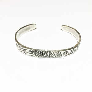 "North Works ""900Silver Stamp Cuff Story"""