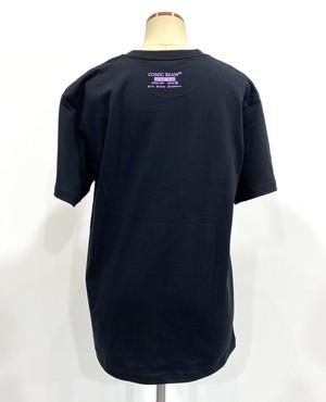 【ビーム25周年描き下ろし企画】七野ワビせん「ナイトメア・ファミリー」Tシャツ