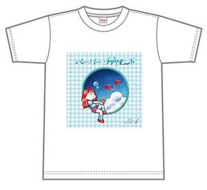 カイ「ペーパー・ダイヤモンド」Tシャツ