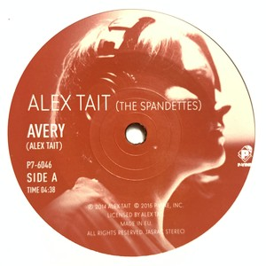 ALEX TAIT (THE SPANDETTES)『 AVERY 』