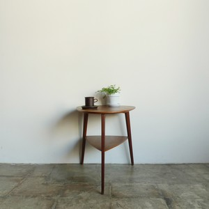 Side table oval / no.1810-TE002-F