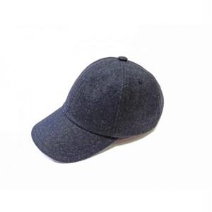 KASZKIET (カシュケット) UNISEX CAP チャコール