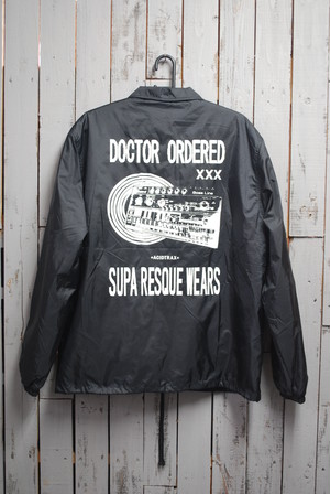 NEW doctor orderd TB-303 nylon jackets(ナイロン裏ボア付ウインドブレーカー)