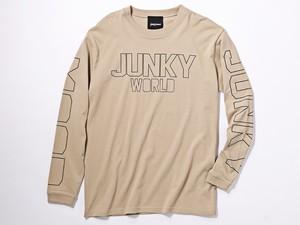 Junky world-LongTee(JMS2009-001)
