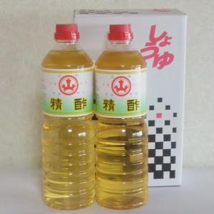 精酢1ℓ×2本