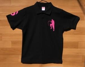 オリジナルポロシャツ ブラック